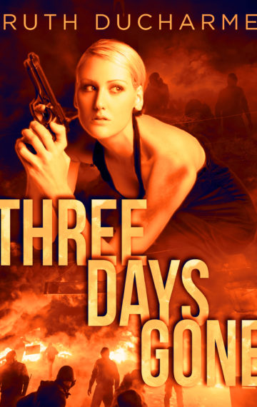 Three Days Gone (Roland PD Book 2)