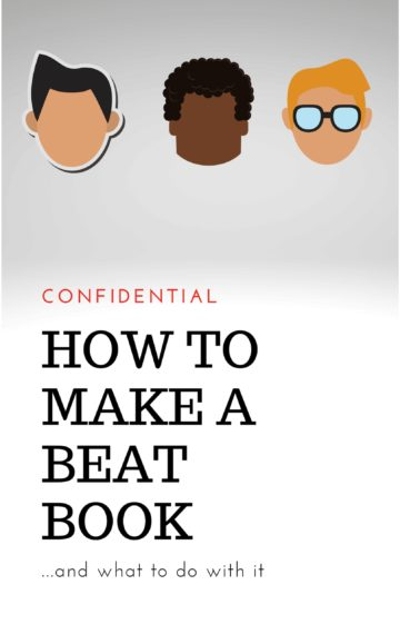 How to Make a Beat Book